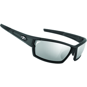Tifosi Escalate SF Glasses Herren matte black - smoke/ac red/clear